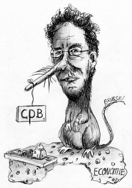 Jeroen Dijsselbloem PVDA cartoon