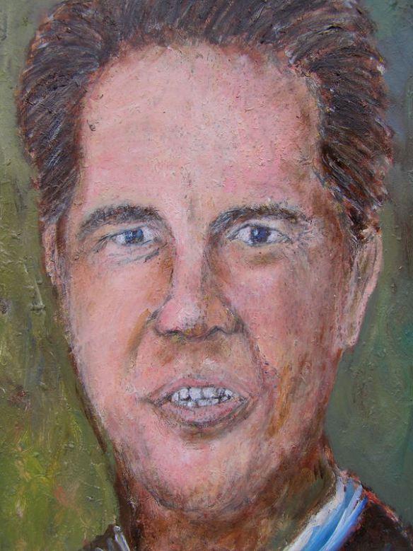 Martin bosma PVV portret 5B