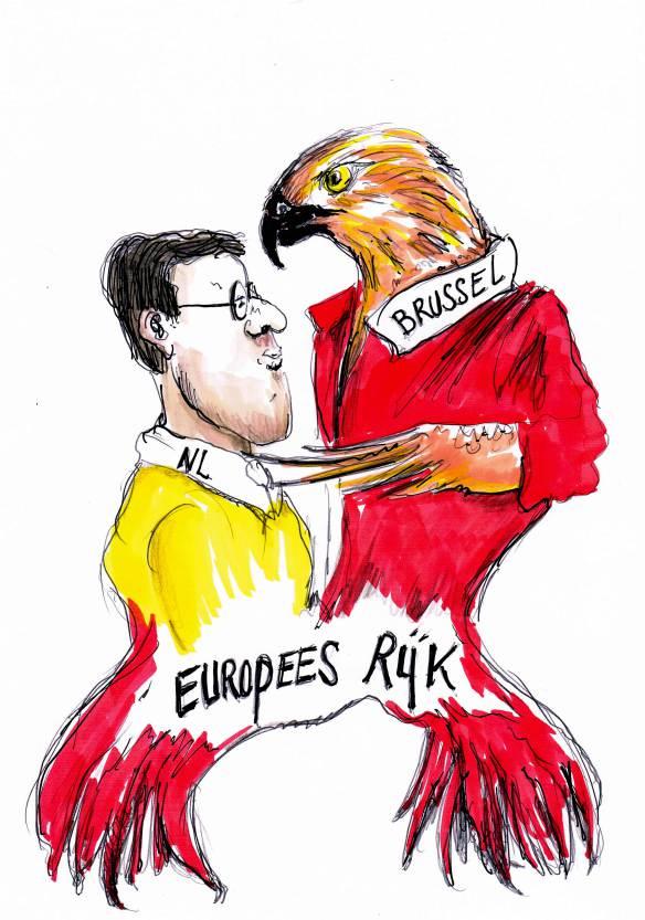 Mark Rutte Humor.