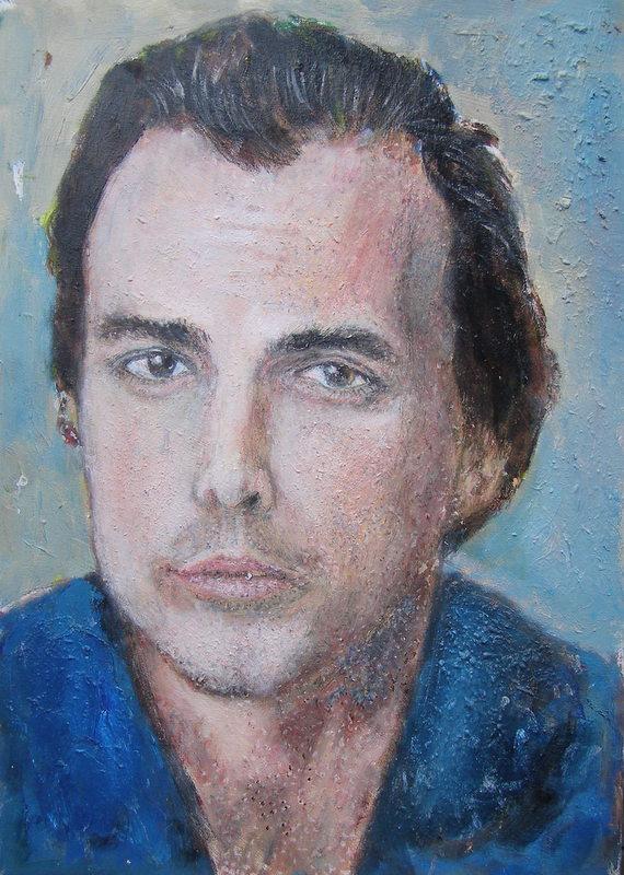 Portret Thierry Baudet.